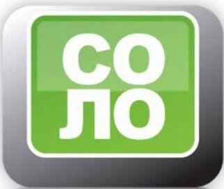 Соло на клавиатуре, логотип
