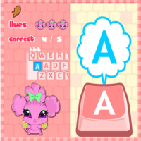 Winx Club: Pets Keyboard